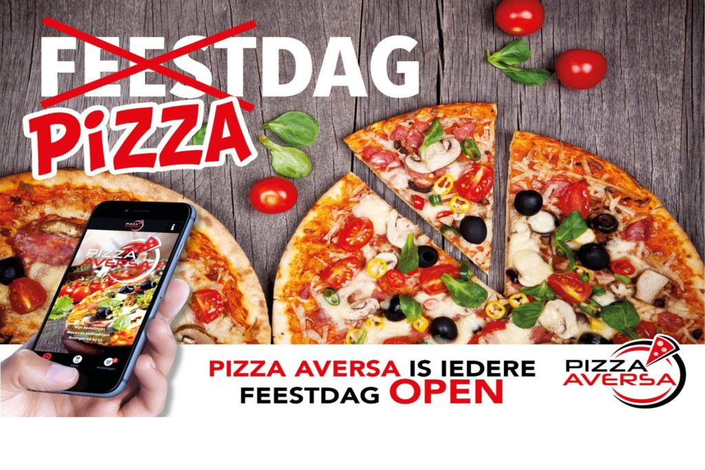 Pizza Aversa feestdagen