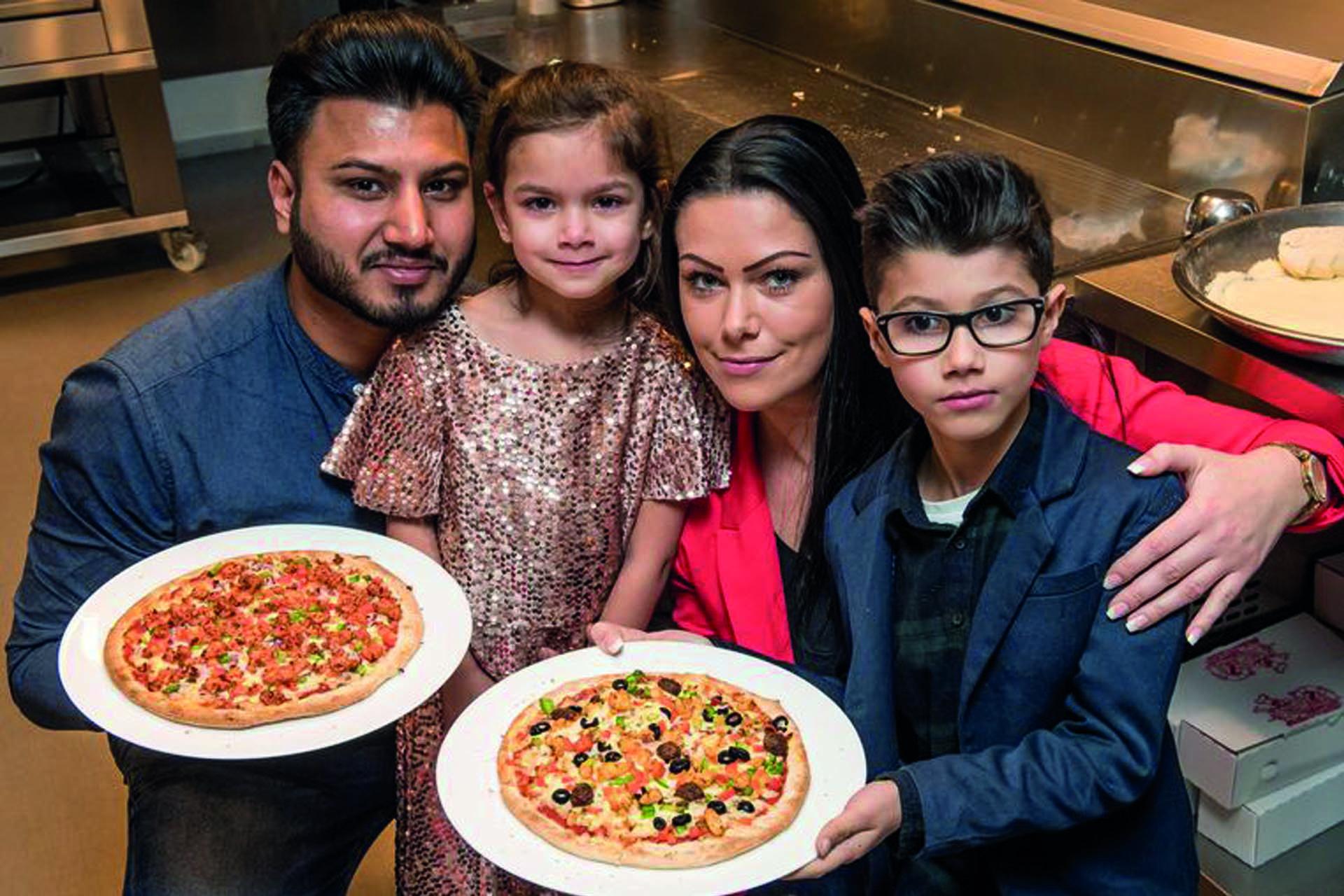 pizza-aversa-familie