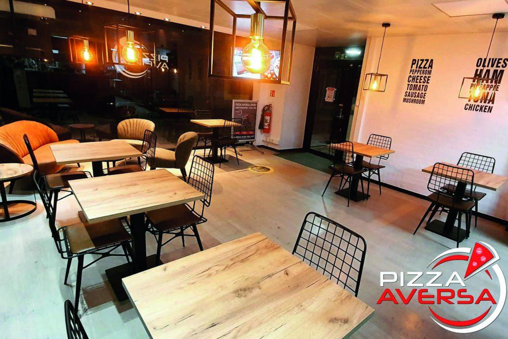 Pizza Aversa in Wingene