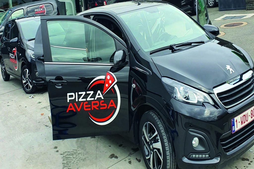 Pizza Aversa bezorging